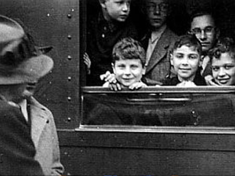 The Children's Train - Kindertransport